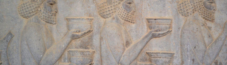 Persepolis vægudsmykning