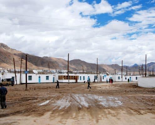 Murghab i Pamir-bjergene