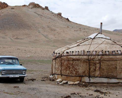 Jurt i Centralasien