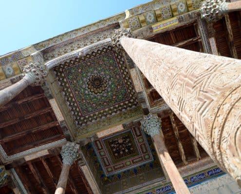 Bolohaus moske i Bukhara