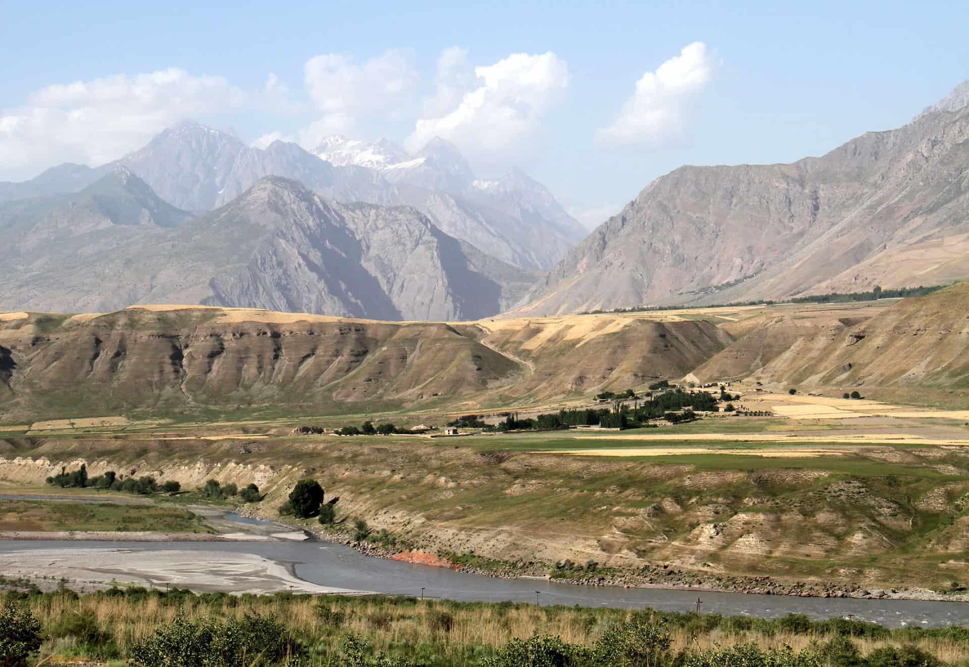 Et kig mod Afghanistan