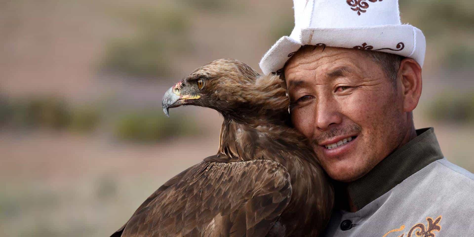 Ørnejæger i Kirgisistan