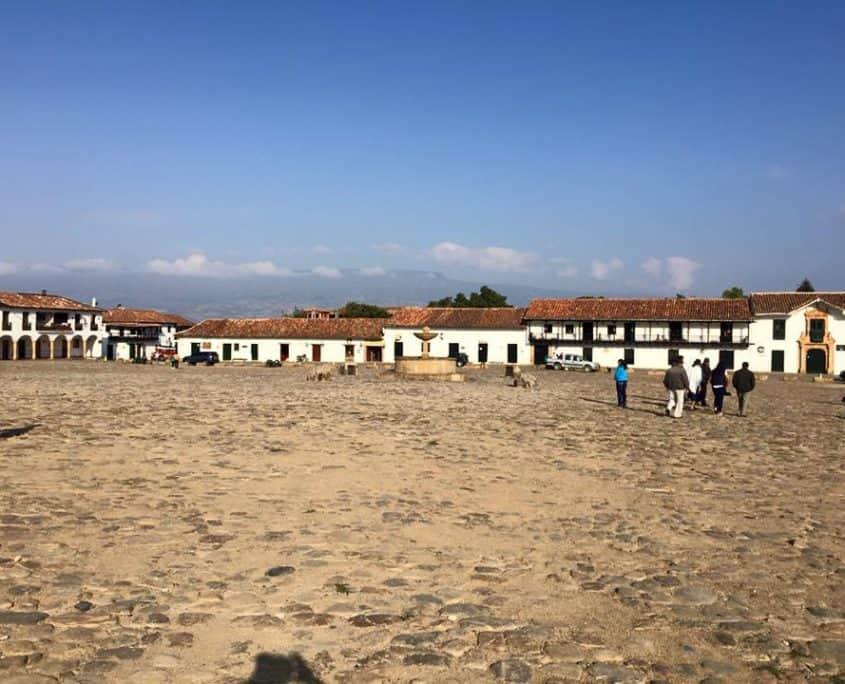 Villa de Leiva på rejser til Colombia