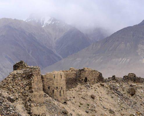 Yamchun Borg i Tadsjikistan