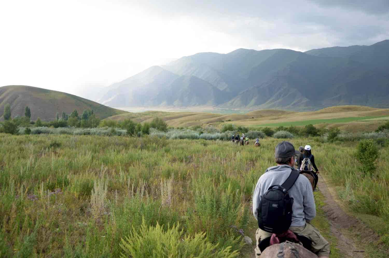 chong kemin national park kirgisistan