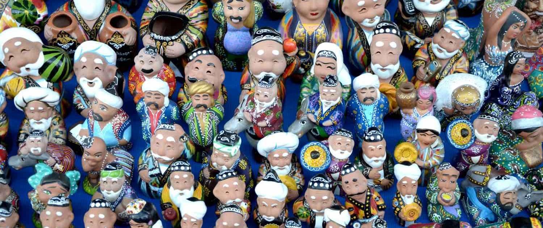 souvenirs Usbekistan