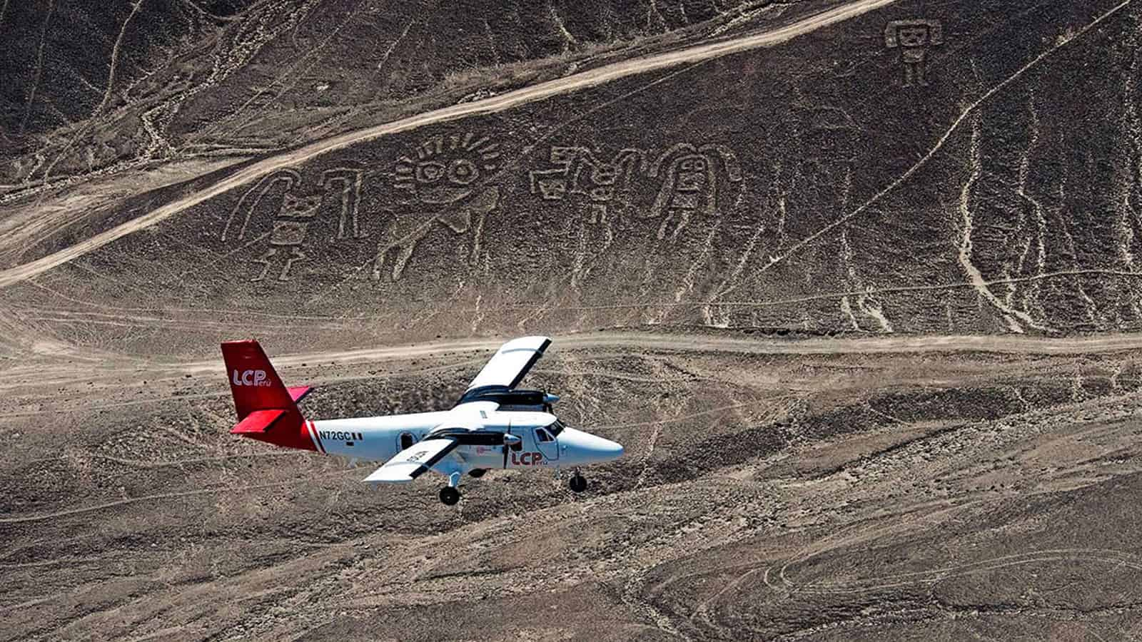 Nazcalinjer på rejser til Peru