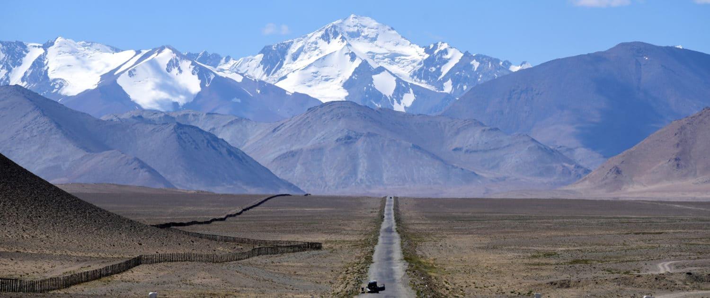 Pamir Highway gennem Centralasien