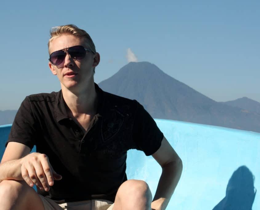 Rejserleder og Partner Søren Bonde