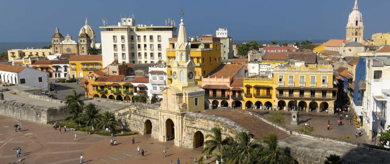 Den games by Cartagena I Colombia