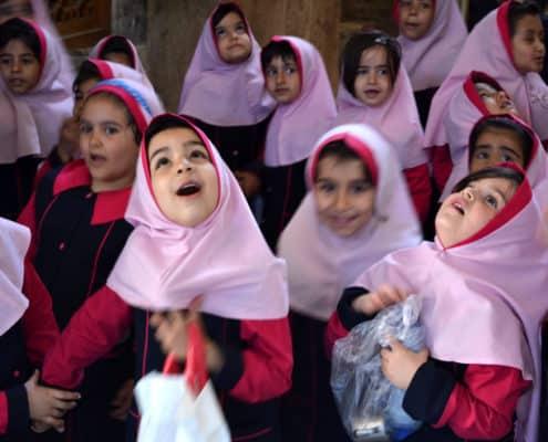 Piger i Iran