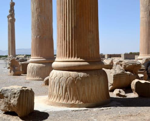 Persepolis på Iran rundrejse