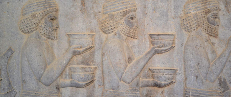 Relief i Persepolis
