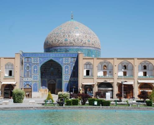 Emampladsen i Esfahan