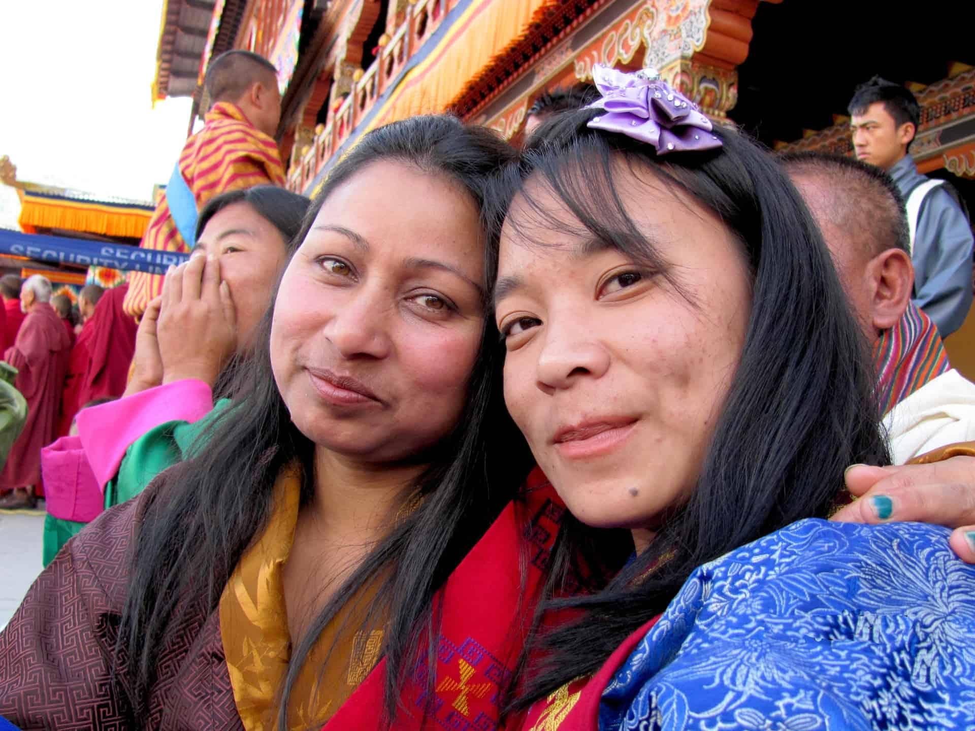 Glade bhutanesere
