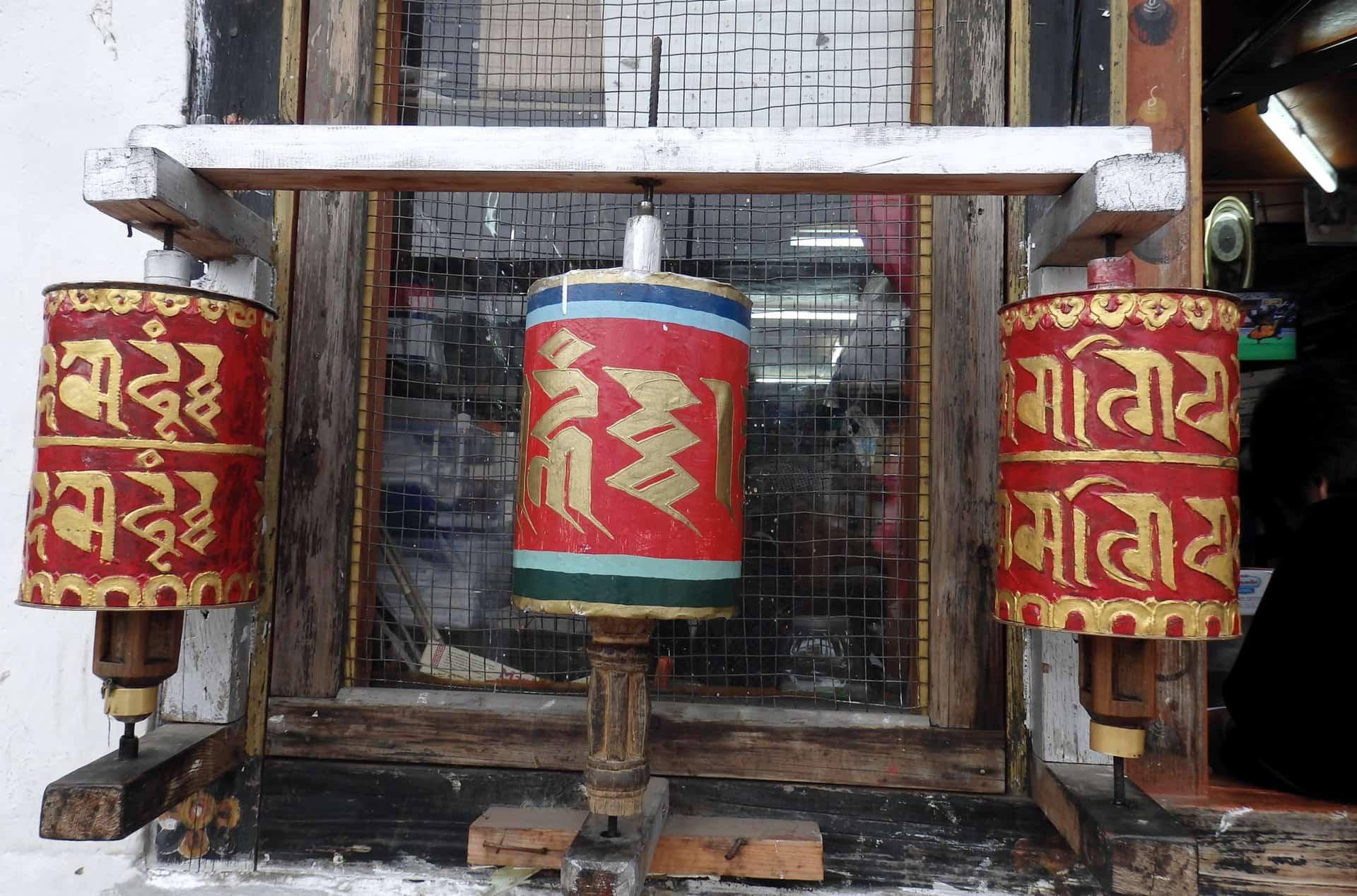Udsmykning på rejser til Bhutan