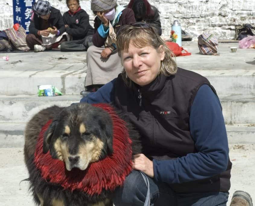 Rejseleder Ellen Bangsbo