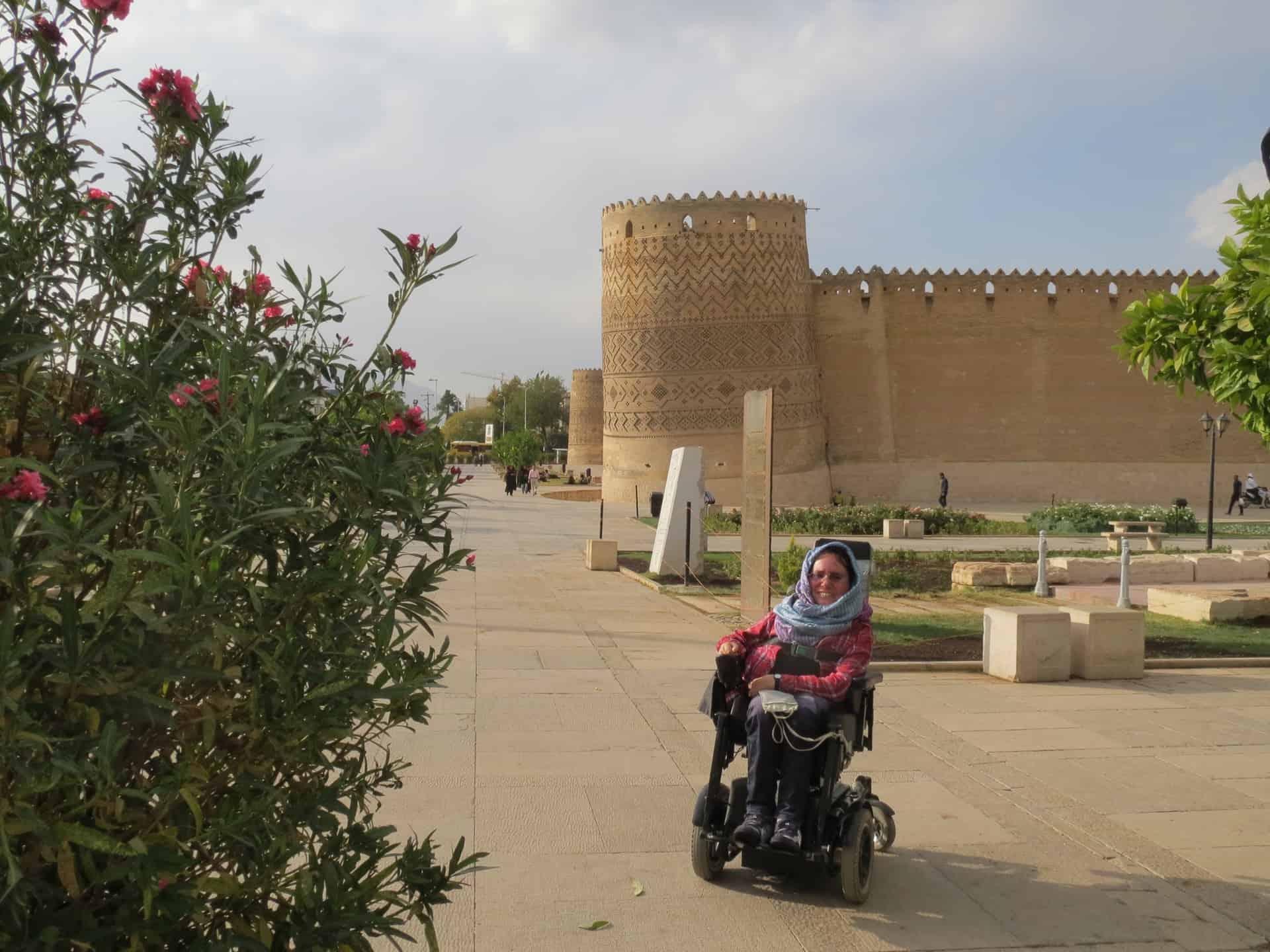 Citadellet i Shiraz
