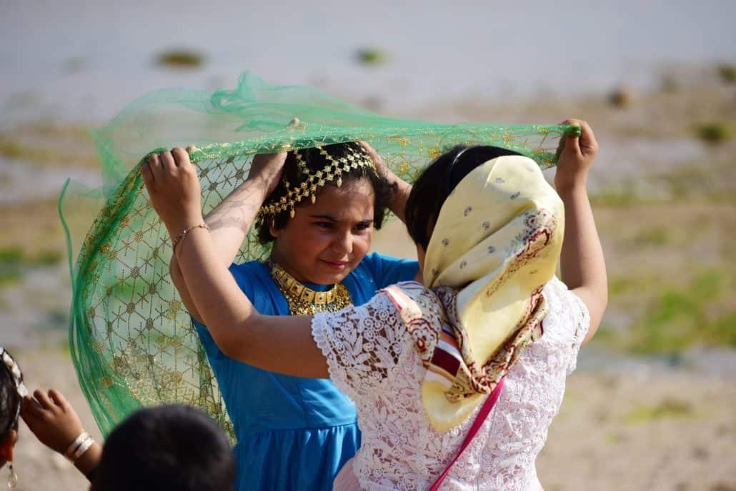 Iransk mor og datter