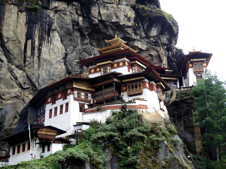 Tiger's Nest I Bhutan
