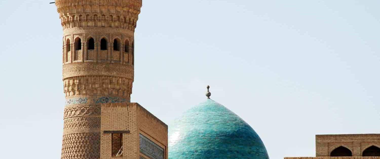 Bygninger i Samarkand