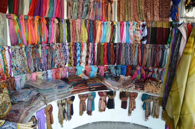 Tørklæder Usbekistan