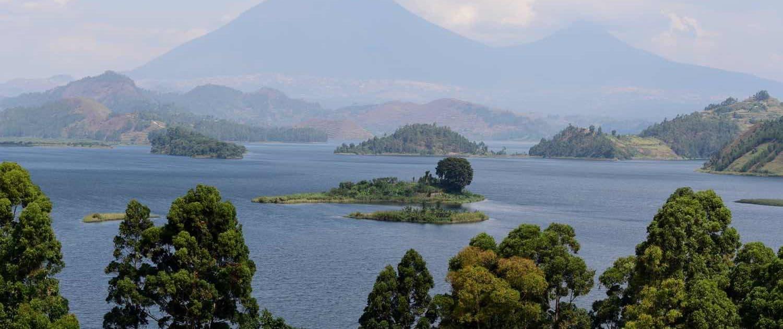 Smuk natur på rejser til Uganda og Rwanda