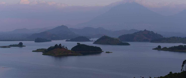 Små øer i havet