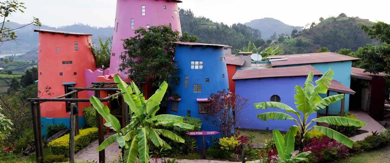 Chameleon Hill Lodge I Uganda