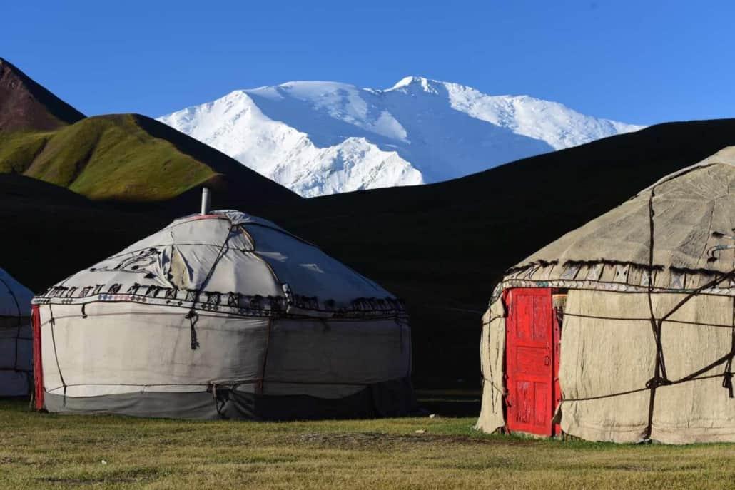 Peak Lenin på rejser til Kirgisistan