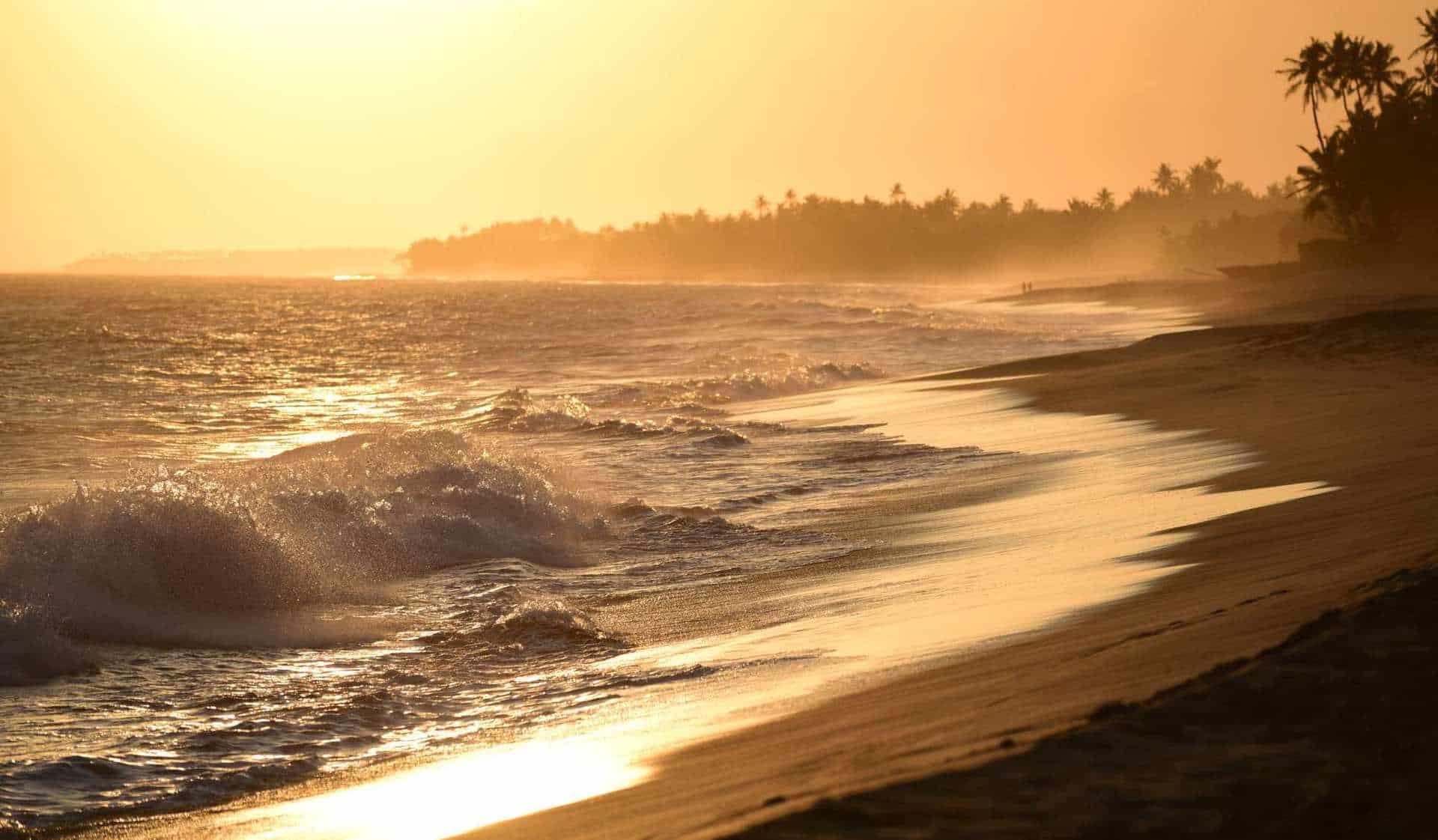 tangalle Sri Lanka strand