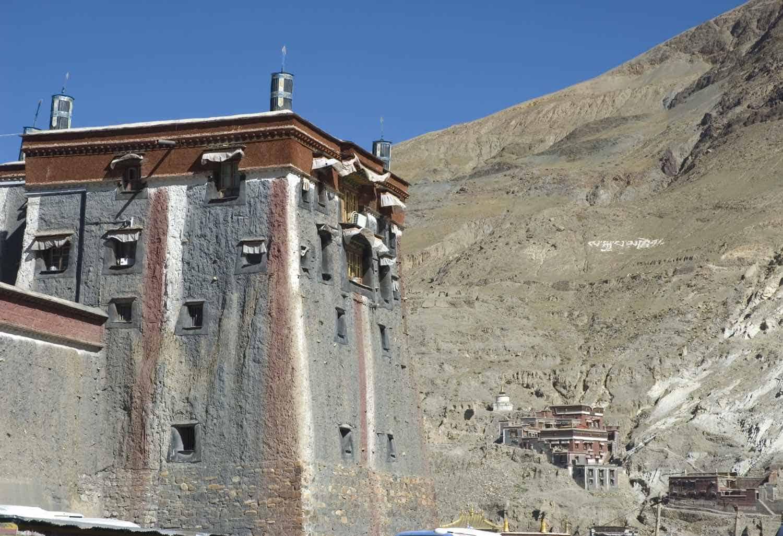 Rejser til Tibet - Sakya kloster