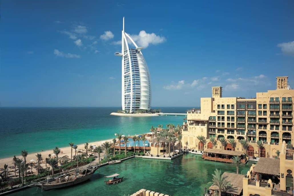 Arkitektur i Dubai