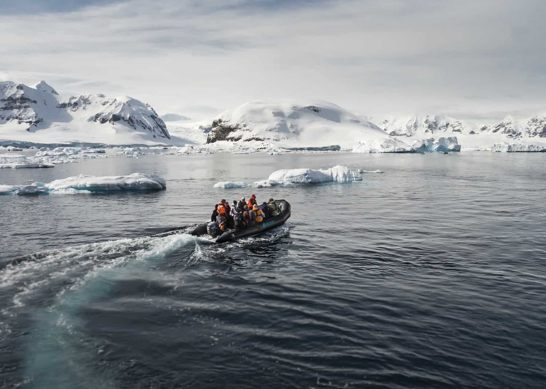 Ekspedition i det antarktiske ishav