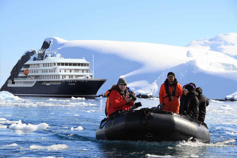 Hondius Antarktis ekspedition