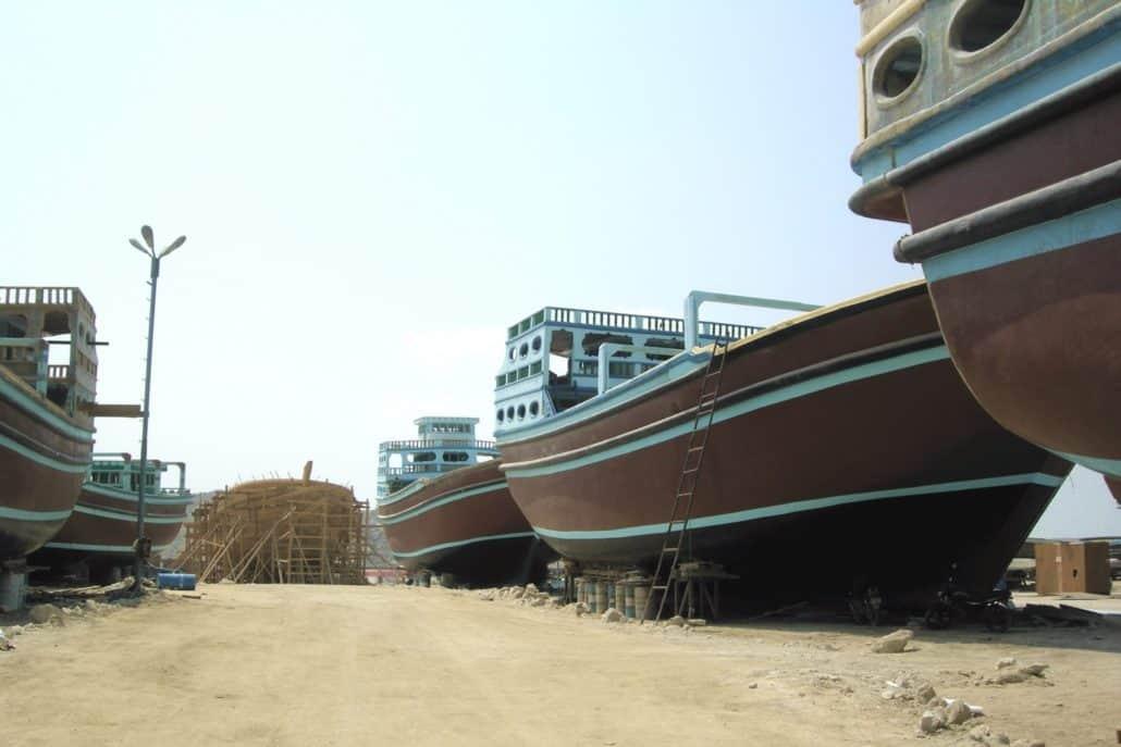 Lenj Skibsrederi ved den Persiske Golf