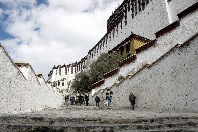 Potalapalads i Tibet
