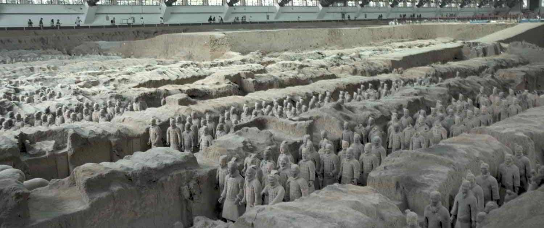 Terrakkotahæren i Xi'an