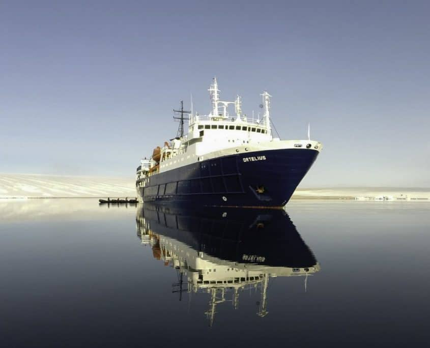 Cruiseskib Ortelius
