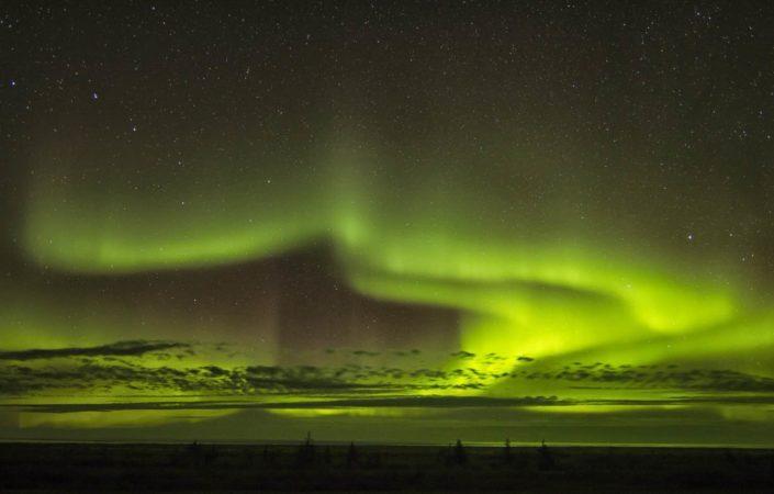 Nordlys på rejser til Canada