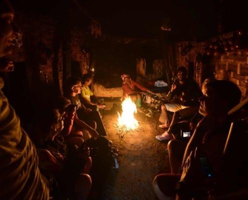 Indenfor hos hamerfolk på rejser til Etiopien