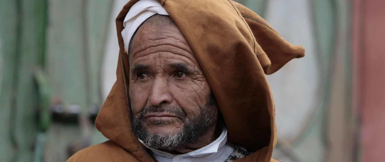 Marokkansk mand