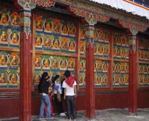 Shigatze i Tibet