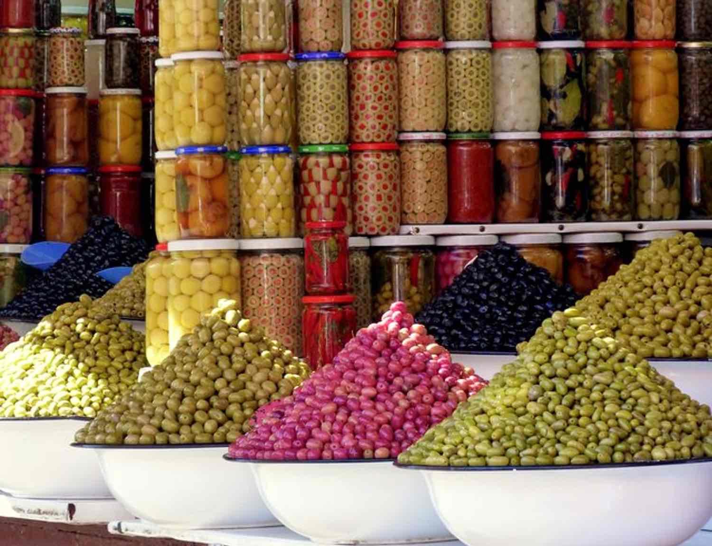 Souk_Marrakech_Marokko