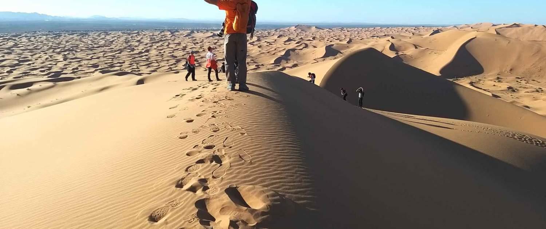 Erg Chebbi ørken på rejser til marokko