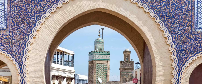 Kighul i Fez på rejser til Marokko
