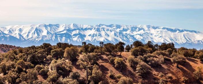 Ørkenbyen Merzouga