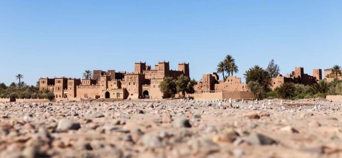 Skoura på rejse til Marokko, Atlasbjergene og Sahara