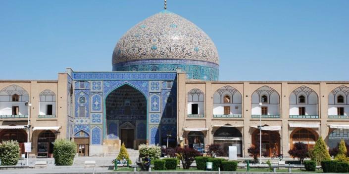 Emampladsen i Isfahan