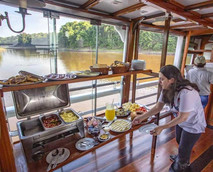 Cruise Amazonas